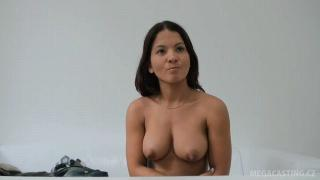 Full Czech porn Casting amateur HD Silvie